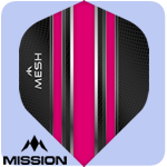 Mission Mesh pink